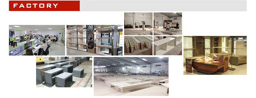 store furniture manufacturers China