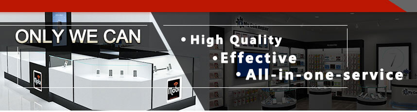 custom cell phone store display fixtures