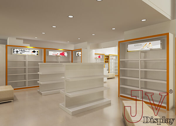 decorating ideas for shoe retail stores