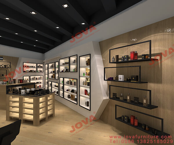 perfume shop interior design