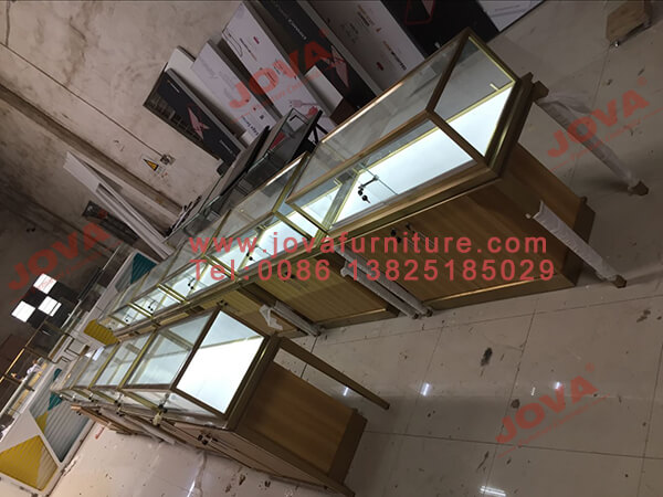 jewellery glass display cabinets wholesale