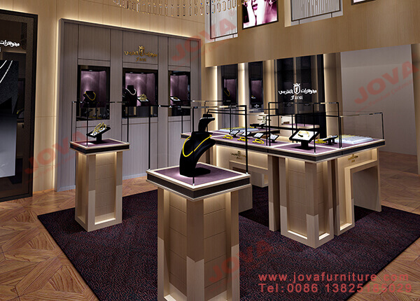 jewelry store displays wholesale