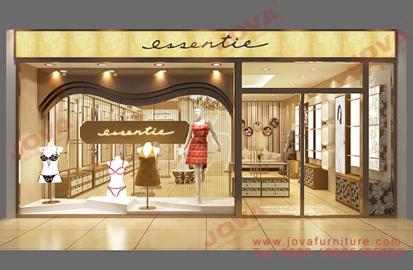 lingerie store window display ideas