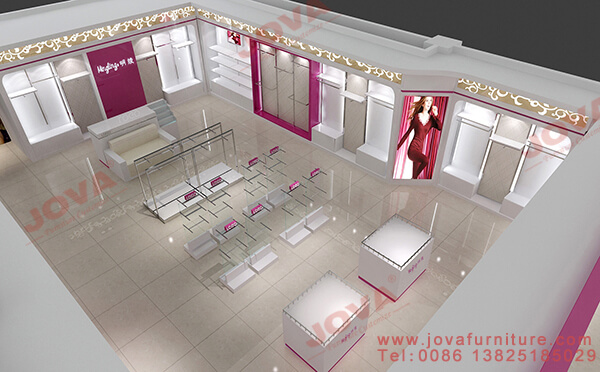 underwear shop design
