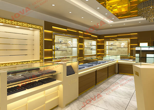 jewellery shop solution