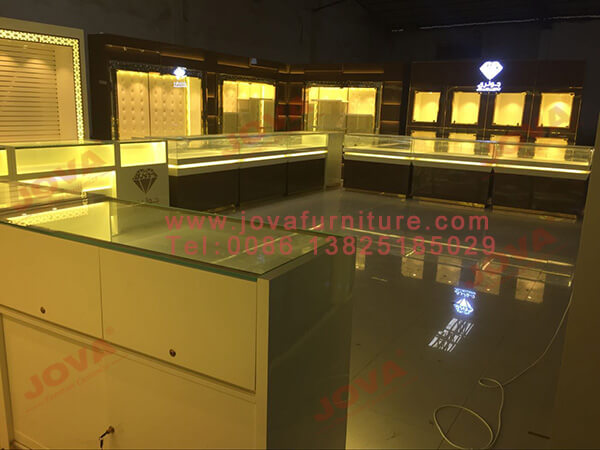 jewellery showcase manufacturers