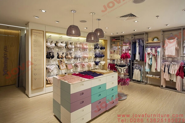 boutique store fixtures and displays