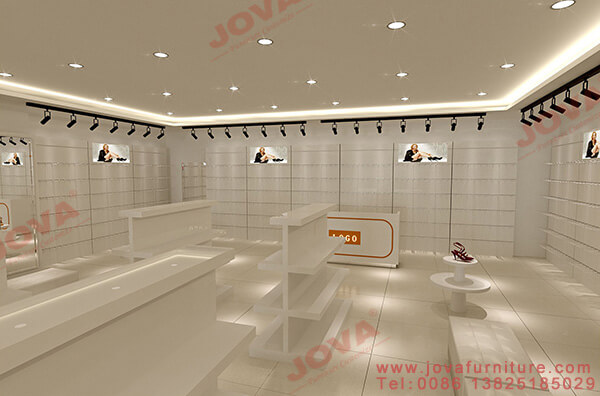 footwear showroom design