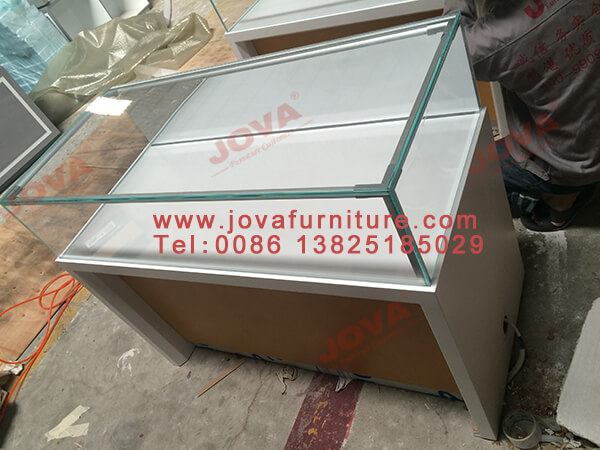 glass jewellery display cabinets