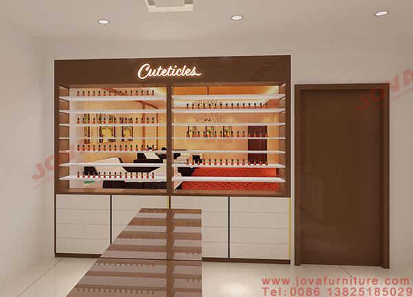 nail salon shop design