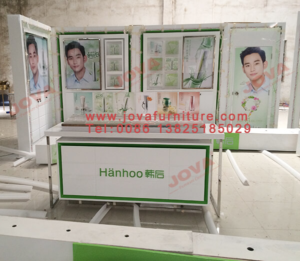 hanhoo cosmetic counters
