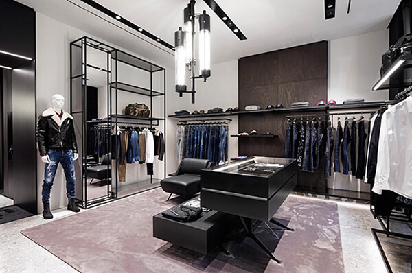 clothing boutique decor ideas