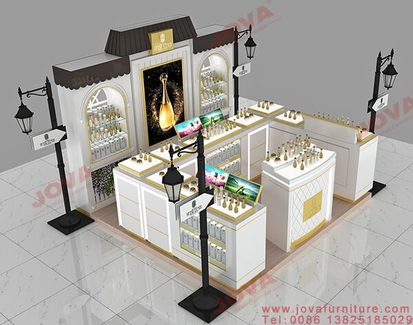 perfume display ideas