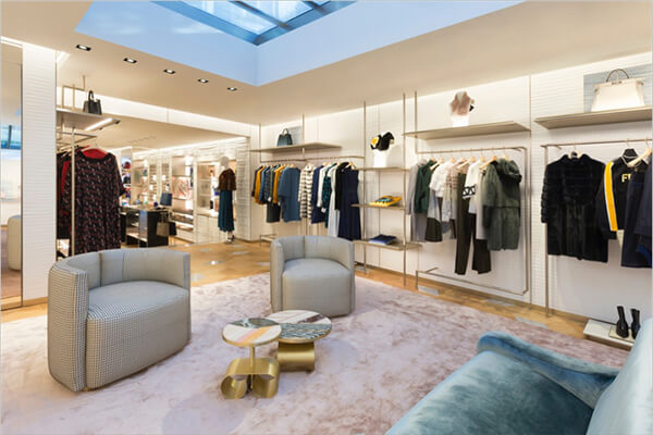 fashion shop design interior