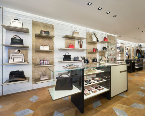 fashion shop interior design