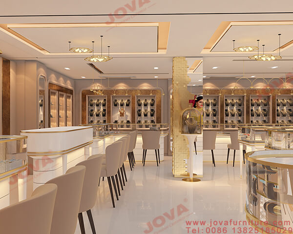 jewellery showroom interior