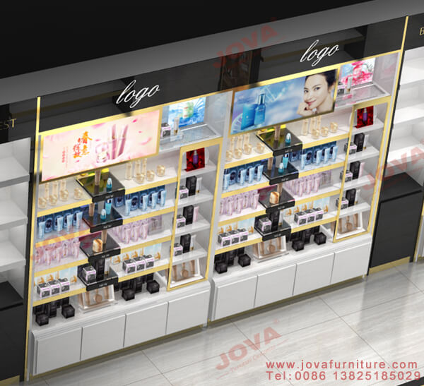 perfume wall rack design