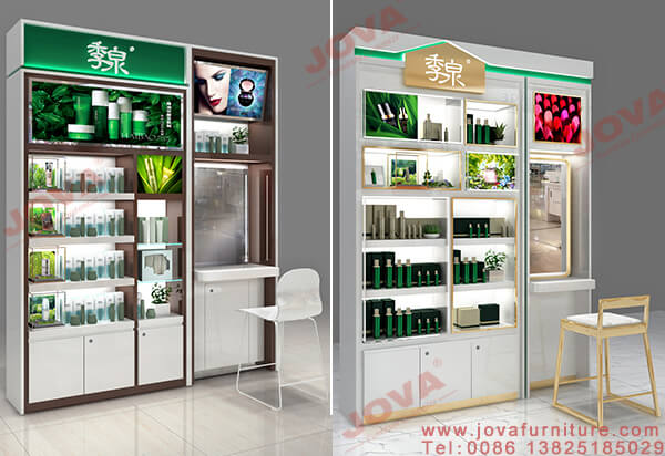 fragrance display cabinet