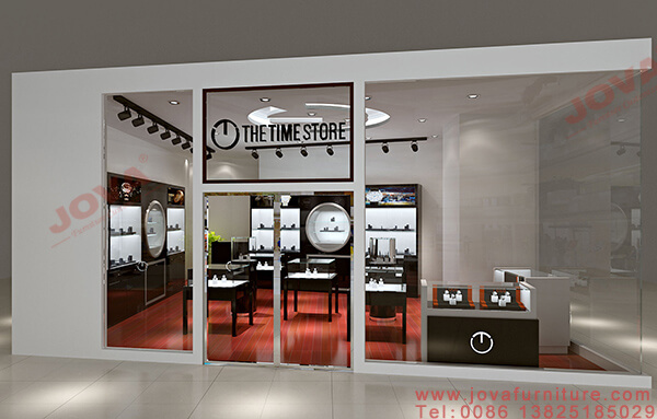 watch shop design interior
