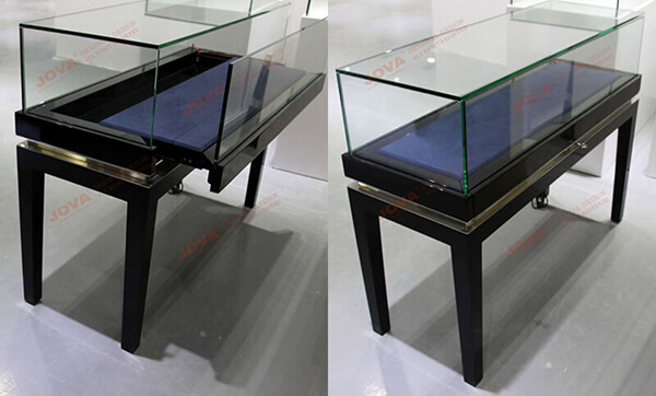 portable jewelry display cases wholesale