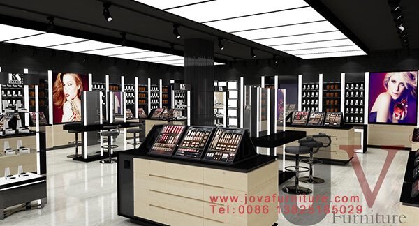 cosmetic store interior design