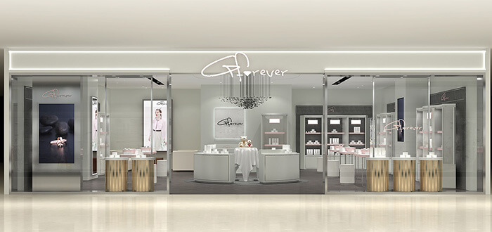 perfume shop display furniture