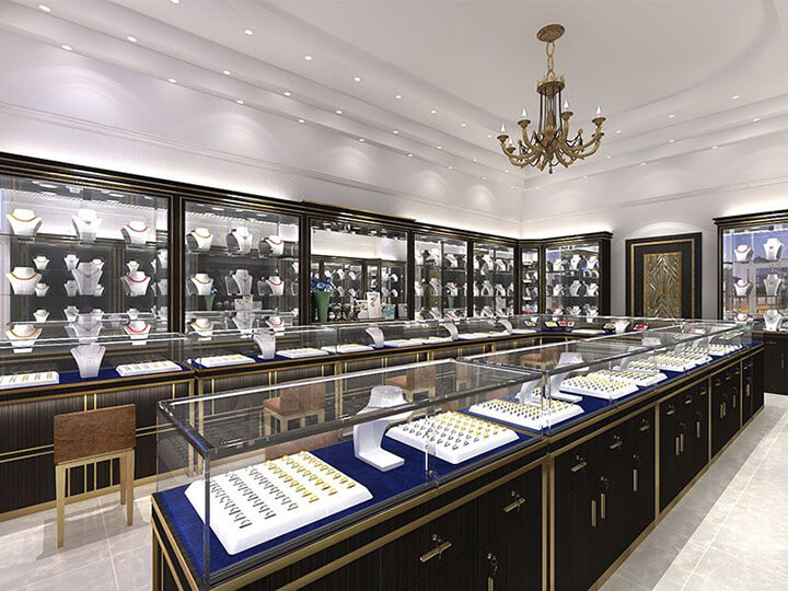 jewelry display companies
