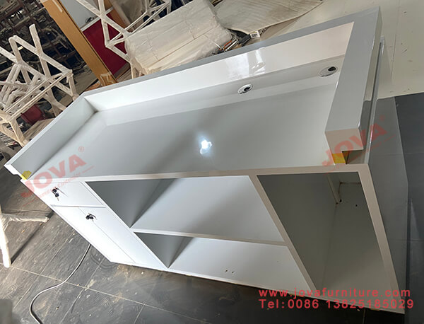 reception furniture desk