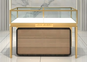 jewelry store display cases