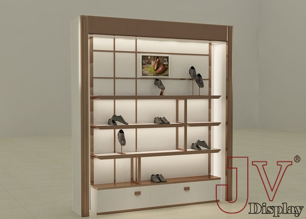 shoe display cabinet