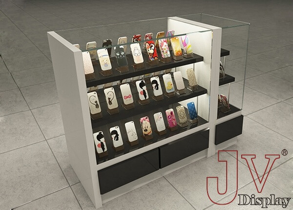 cell phone store furniture