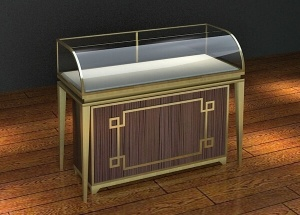 jewelry store display fixtures