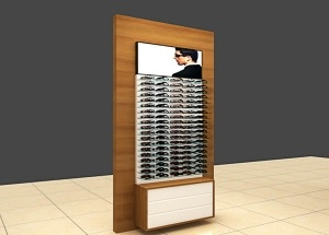 optical shop furniture design