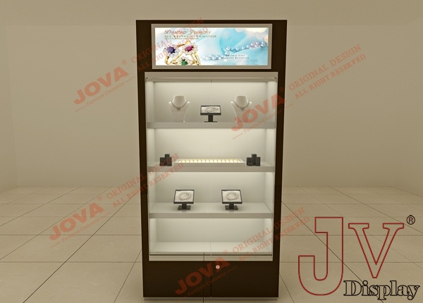 jewelry wall case