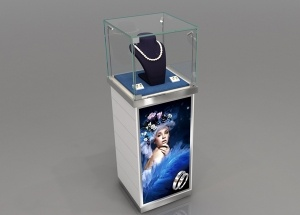 jewelry pedestal display stand