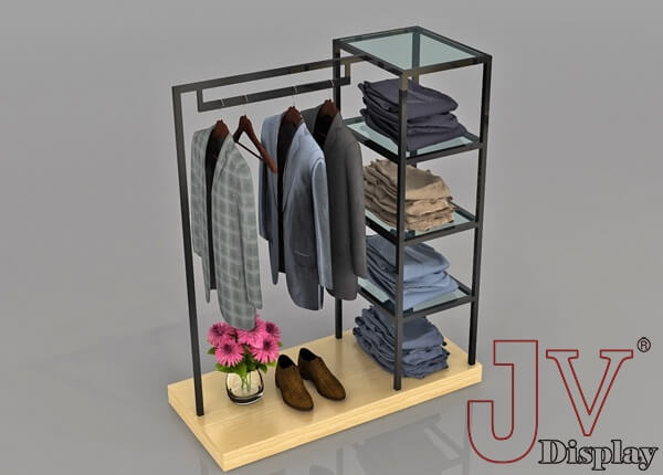store fixtures clothing racks