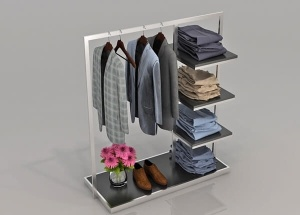 clothing display fixtures