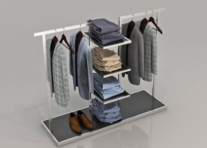 garment store display