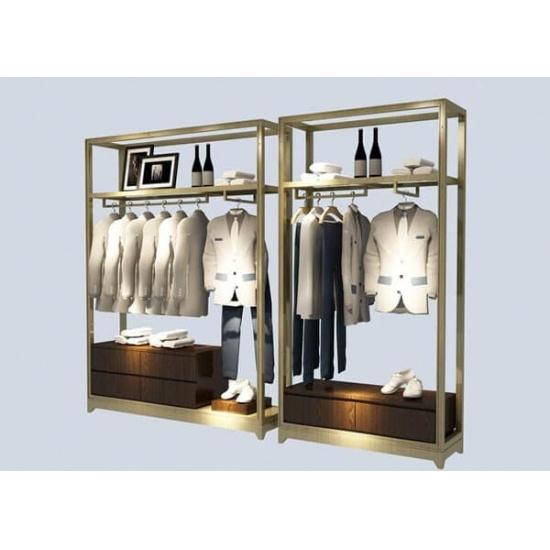 449be7429 رفوف الملابس التجزئة لمتاجر البوتيك رفوف الملابس التجزئة لمتاجر البوتيك