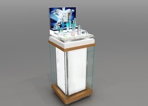 cosmetic display units