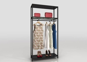 clothing shelves for stores