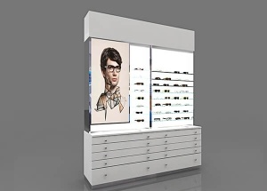 sunglasses shelf