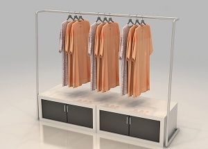garments shop furniture
