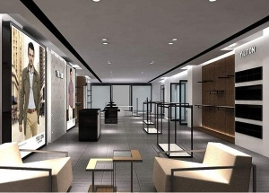 retail clothing store design ideas