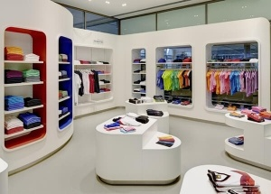 apparel display ideas