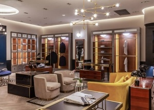 gents shop interior design