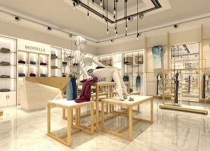 ladies boutique shop design