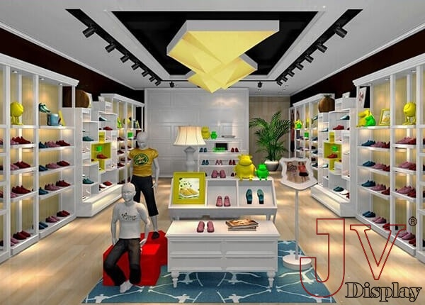 shoes shop design ideas