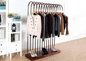 clothing display ideas