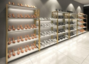 shoes display stand for shop